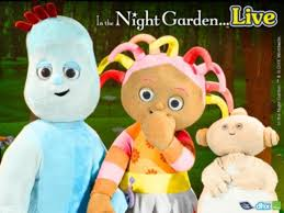 night garden live ninky nonk show richmond tickets