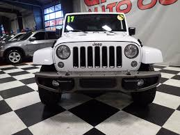 white jeep 4 door white jeep wrangler in nebraska for sale used cars on buysellsearch