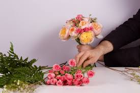 Arranging Flowers by The Traditional French Way To Make A Flower Arrangement Vogue