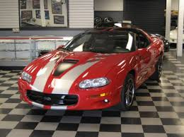 2002 camaro weight 66 2002 chevy camaro ss 35th anniversary with 345 hp slp must see