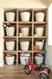 Basket Storage Shelves by Bathroom Storage Shelves With Baskets White Polished Wooden