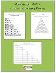 i like this set up montessori math worksheet kindergarten