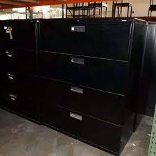 Black File Cabinets Advanced Liquidators