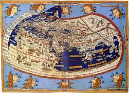 Australian Map Of The World by Exploration Maps And Charts Discovery Of Australia By Sea