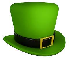 saint patricks day green leprechaun hat transparent gallery