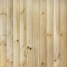 Pine Chair Rail - beadboard and edge v pine wall planking wainscot chair rail and