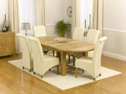 Extending Dining Table And 6 Chairs Lovable Extending Dining Table And 6 Chairs Monaco Oak Extending