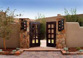 Adobe Style Home Plans Layout Santa Fe Style Homes Modern Terra Cela Santa Fe Style Home