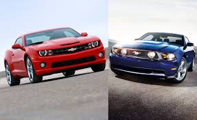 cars like a mustang 2012 ford mustang gt vs 2012 chevy camaro ss car reviews