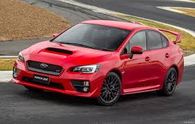subaru sti 2016 white 2016 subaru wrx impreza new color red hastag review