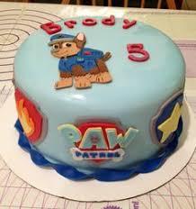 Paw Patrol Cake Decorations Erin U0027s Cakes Paw Patrol Cakes For Twins Cake Decorating