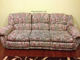 ugly couch wayward girls crafts help i have an ugly couch