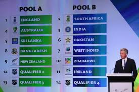 Cricket World Cup Table Icc Odi World Cup 2015 Schedule Match Time Table Cricket News