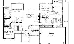 walk out basement floor plans cozy design ranch floor plans with walkout basement hillside house