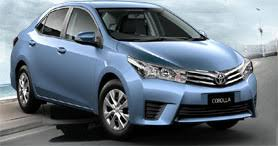 toyota corolla for rent royal city tours rent a car book now 0342 333 0000 toyota