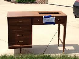 Small Mid Century Desk Small Mid Century Desk Intended For House Envy 4238