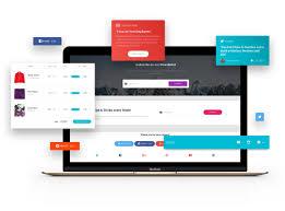 material kit pro premium bootstrap ui kit by creative tim