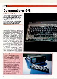 au bureau lab e commodore c64
