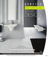 Designing A Bathroom Online The Latest In Bathroom Design By Domayne Issuu