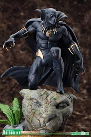 black panther marvel marvel comics presents kotobukiya collection black panther fine art
