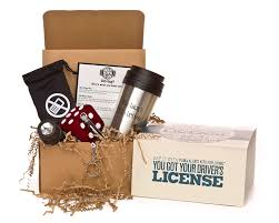 you got your driver u0027s license kit congratulations gift gift and