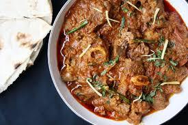 cuisine curry mughlai karahi gosht indian recipes maunika gowardhan