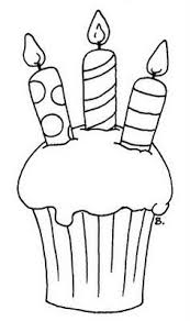 cute cupcake coloring pages slice the cake that will be packed birthday coloring pages digi