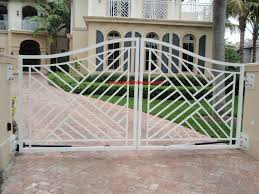 gate and fence decorative wrought iron fence wrought iron gates