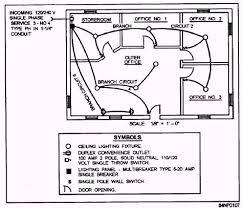 electrical floor plan drawing floor plans