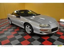 1999 Camaro Interior 1999 Light Pewter Metallic Chevrolet Camaro Z28 Coupe 40962166