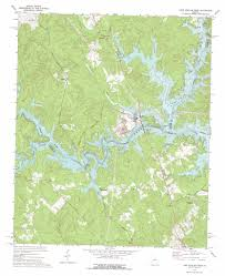 Map Of Georgia Usa by Lake Sinclair West Topographic Map Ga Usgs Topo Quad 33083b3