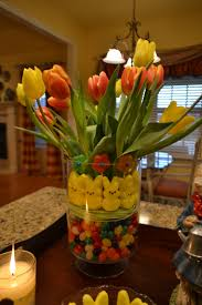 Candy Vases Centerpieces Kristen U0027s Creations Pinterest Inspired Easter Candy And Tulip