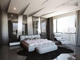 contemporary bedding designs red wall black brown bench black sofa