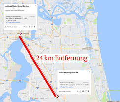 Jacksonville Map Nur 24 Km Zwischen Conflict Armament Research Sogenannte