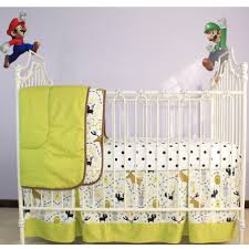 Animal Print Crib Bedding Sets Woodland Animals Crib Bedding Animal Print Baby Bedding Set
