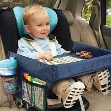lalang plateau de voyage pour enfant pour manger et jouer dans un