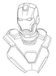 iron man mk xxxiii silver centurion bust by b dangerous on deviantart