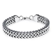 bracelet snake chain images Double side snake chain bracelet super shop stop jpg