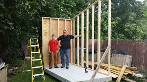 iowa boy builds tiny house in his backyard mnn mother nature