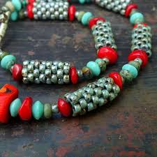 beaded seed bead necklace images Gianelle beadforum cz matubo seed beads review jpg