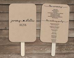 printable wedding program fans wedding fans printable wedding program template wedding fan