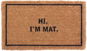 Unique Doormats Beware Of Wife Shady Husband Cool Funny Novelty Doormat Doormats