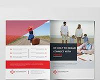brochure design templates free download free psd brochure template