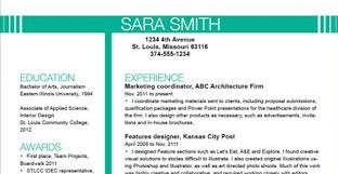 great resume template the 41 best resume templates work template