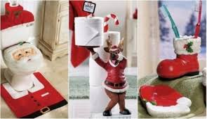Ideas To Decorate Your Bathroom Ideas On How To Decorate Your Bathroom For Christmas Find Fun