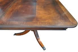 Mahogany Boardroom Table Hekman New Orleans Mahogany Conference Table 10ft