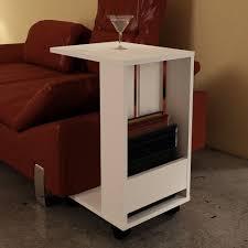 ada home decor furniture dkrs1071 modern minimalist white side
