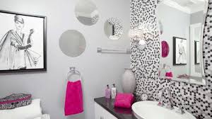 Girly Bathroom Ideas Bathroom Ideas Grey Color Ceramics Borders Shower