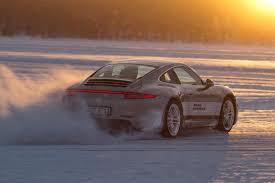 porsche snow porsche 911 u2013 double driving fun even in snow and ice porsche