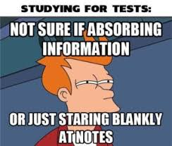 Funny Study Memes - study and exam funny school memes to leave you laughing exodus wear